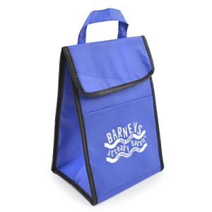 Available in 4 colours, it makes a great lunchbox alternative or picnic bag