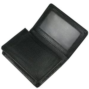 RFID Leather Credit Card Holders