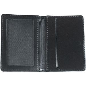 Leather Look Oyster Card Wallets