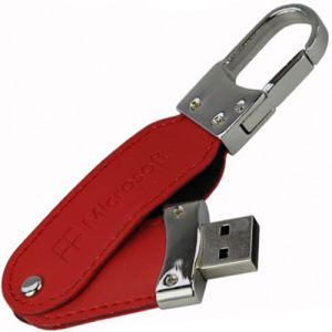 Leather Look USB Flashdrives