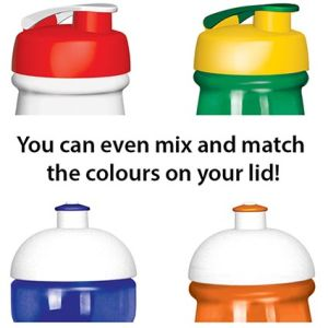 Mix-and-match the colours to create a protein shaker that truly represents your business.