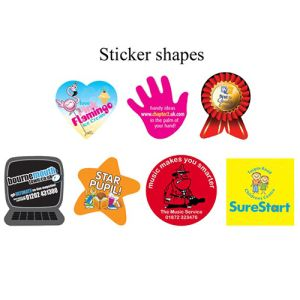 Corporate branded lollies with company designs