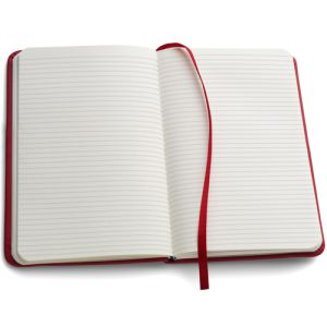 Custom branded notebooks for giveaways