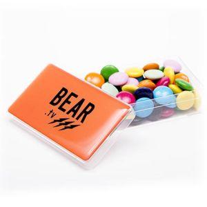 Chocolate Bean Maxi Rectangle Pots