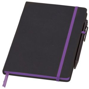 Promo notebooks for marketing giveaways