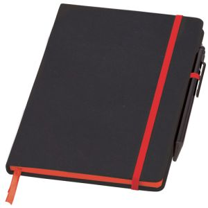 Custom branded notebooks for council ideas