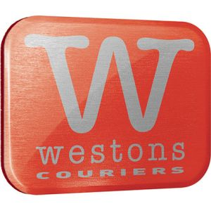 Branded Metal Coaster for Office Marketing