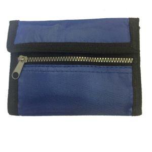 Mesh Wallet in Blue