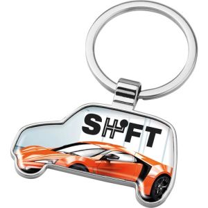 Metal Car Keyrings