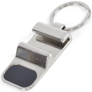 Engraved Keychain Phone Stands for Business Gifts