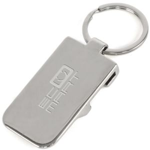 Promotional Metal Phone Stand Keyrings for Budget Friendly Merchandise