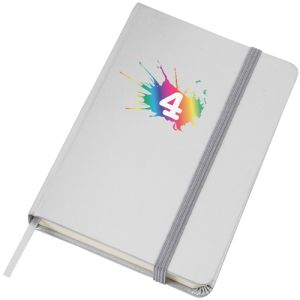 Promotional Metallic Hardback Pocket Notebooks for offices