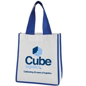 Promotional shopper bags for merchandise ideas