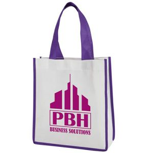 Corporate printed bags for marketing events