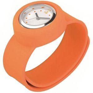 Mini Analog Slap On Watches in Orange