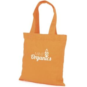 Dispatch for these promotional cotton shopping bags can be in as little as 5 working days