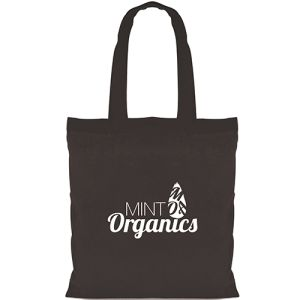 With your logo clearly printed, each cotton shopping bag offers excellent brand awareness!