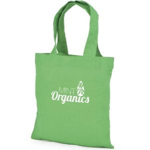 These branded cotton shopper bags are ideal for long-lasting awareness for your business