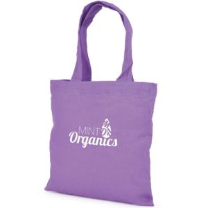 These promotional cotton shopping bags are great for all sorts of marketing campaigns