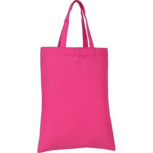 Mini Cotton Gift Bags in Pink