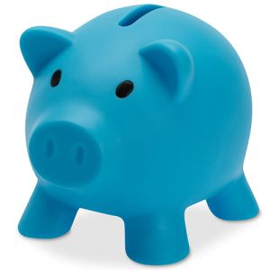Promotional Mini Piggy Banks for desktop advertising