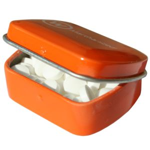 Promotional Tins of Mints for Business Gifts