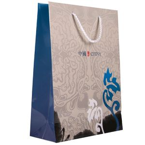 Promotional Mini Rope Handle Paper Bags for events