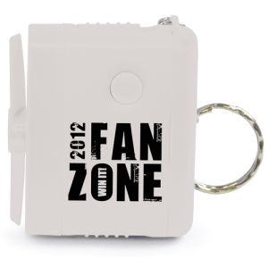 Miniature Fan Keyrings