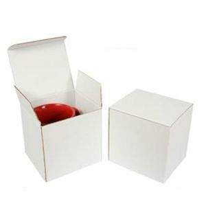 Mug Presentation Box in White