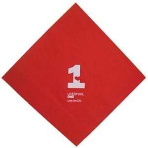 Printed Dinner Napkin Serviettes for events