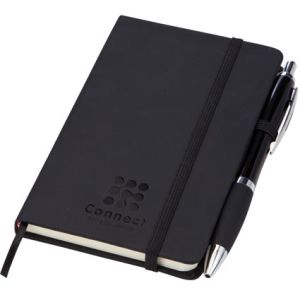 Business notebooks for workplace marketing