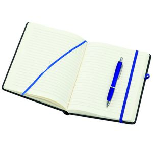 Company notebooks for office merchandise