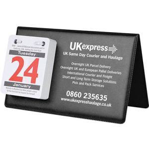 Corporate branded Desk Calendars merchandise gifts
