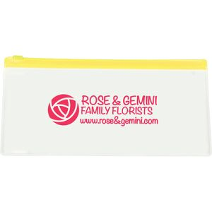 PVC Transparent Pencil Case
