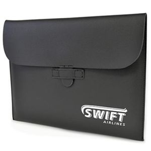 These PVC printed iPad cases are ideal for keeping customers' technology protected.