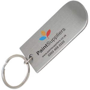 Paint Tin Lid Lifter Keyrings