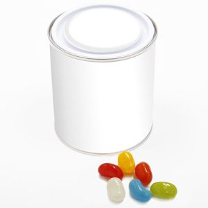 Paint Tin of Jolly Jelly Beans