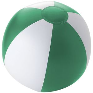 Palma Solid Beach Balls in Green/White