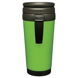 Printed Travel Mugs for Commute Advertising