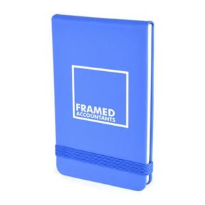Soft Touch Jotter Notebooks