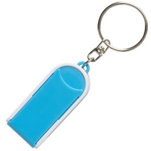 Branded Phone Holder Keyfobs are ideal low cost merchandise for many campaigns