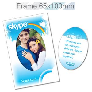 Printed Magnetic Photo Frames for Event Gifts