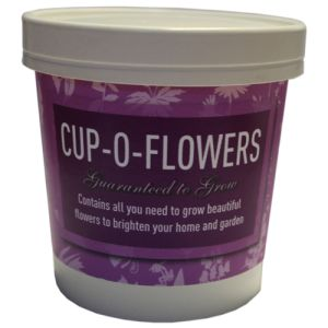 Branded Seed Cups for Outdoor Merchandise