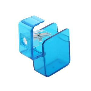 Promotional Plastic Square Pencil Sharpeners for schools