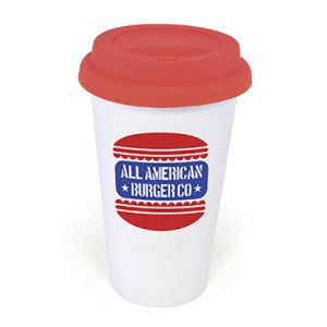 Promotional Takeaway Mug for Marketing Gifts