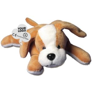 Promotional Plush Soft Toy Dog for childrens giveaways