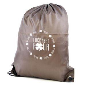 Custom drawstring bags for commuting