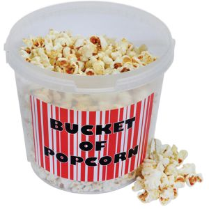 Promotional Popcorn Buckets for Event Merchandise