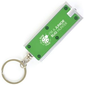 Branded keychain torches for businesses