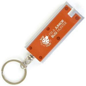Printed Keyring torches for corporate giveaways